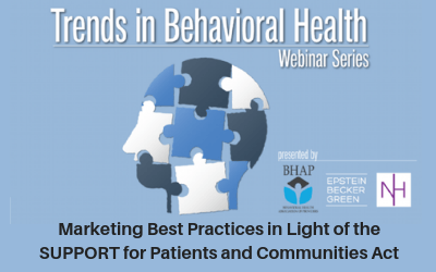 Webinar: Marketing Best Practices in Light of the SUPPORT for Patients and Communities Act