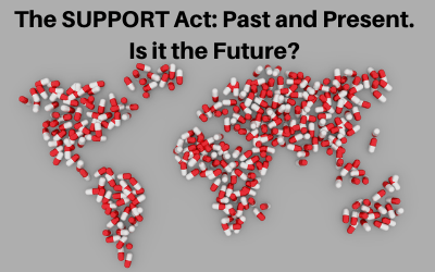 Webinar: The SUPPORT Act: Past and Present. Is it the Future?