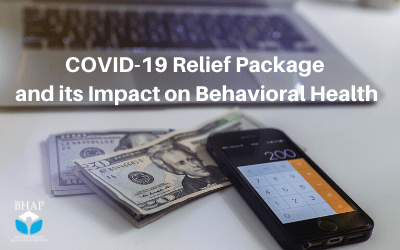 Webinar: COVID-19 Relief Package and its Impact on Behavioral Health