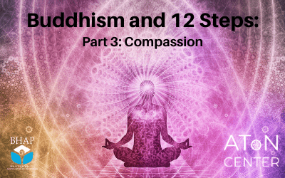 Webinar: Buddhism and 12 Steps: Part 3 — Compassion