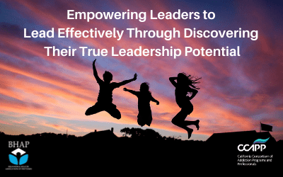 Webinar: Empowering Leaders to Lead Effectively Through Discovering Their True Leadership Potential