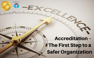 Webinar: Accreditation – The First Step to a Safer Organization