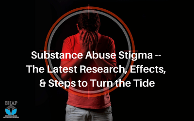 Webinar: Substance Abuse Stigma — The Latest Research, Effects, & Steps to Turn the Tide