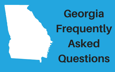 Georgia State Laws and Regulations